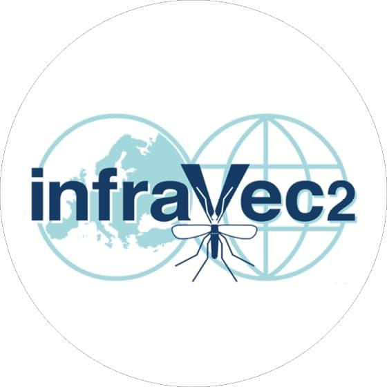 Logotipo del proyecto INFRAVEC2